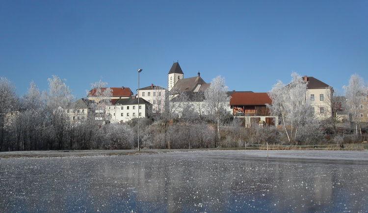 Orsansicht. (© Gemeinde Grünbach)