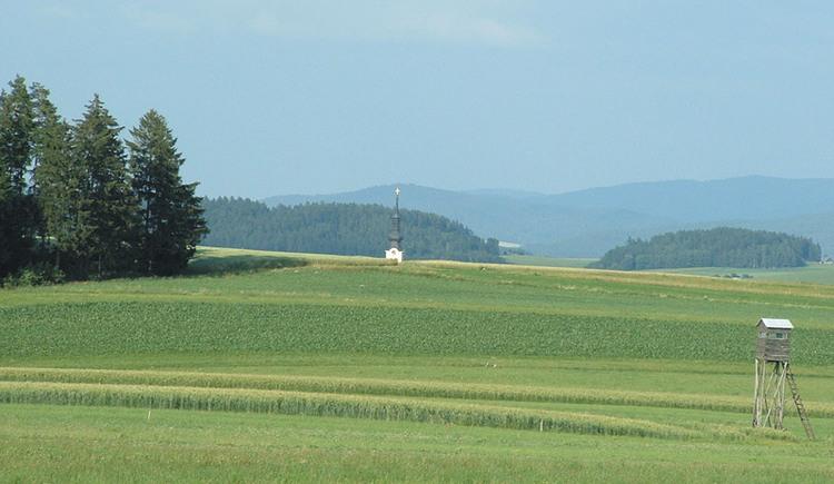 Kirchturm von Reichenthal