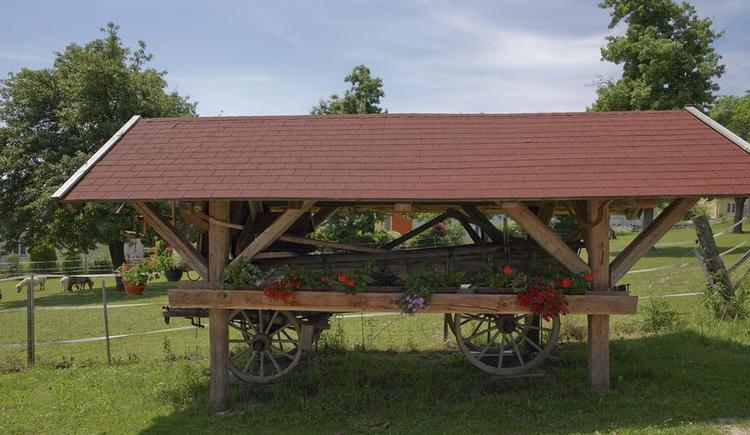 Obermayrgut Leiterwagen