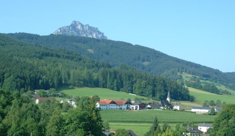 St. Konrad im Almtal. (© TTG Tourismus Technologie)