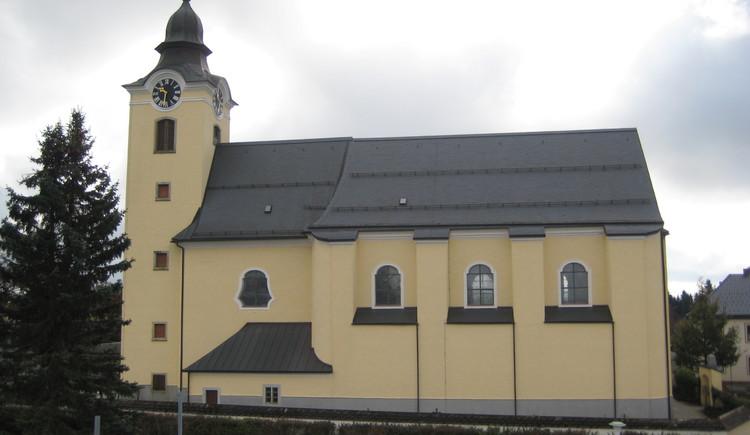 Kirche.JPG (© Gemeinde Sandl)