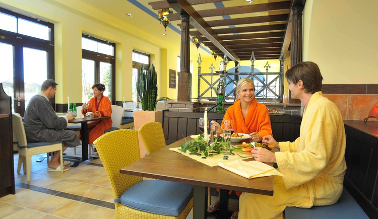 Therme Mediterrana - Restaurant