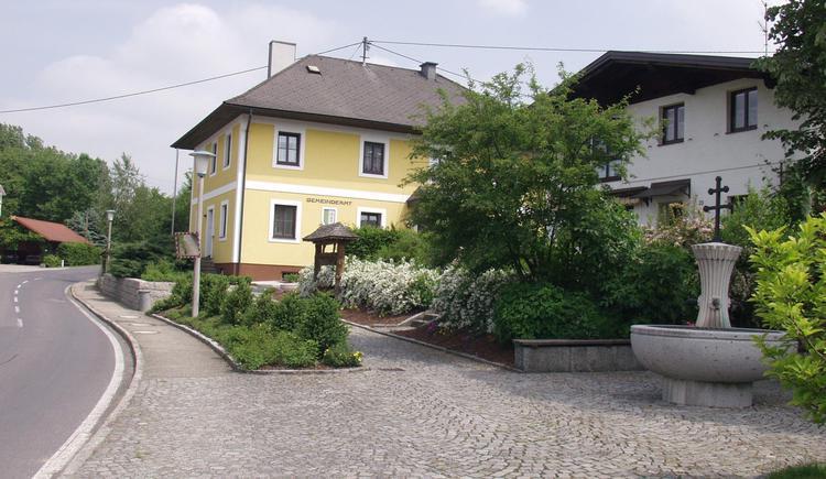 Manning_Gemeindeamt (© TTG Tourismus Technologie GmbH)