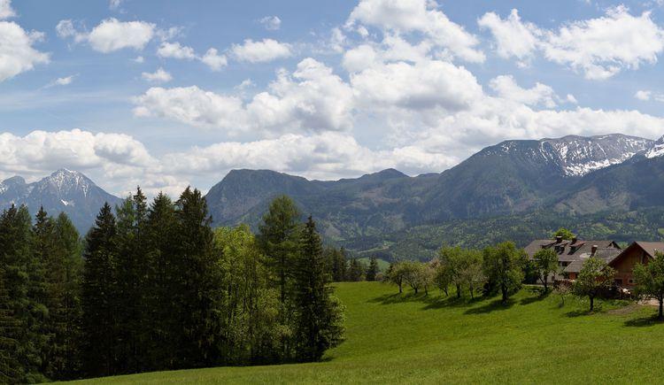 Panorama vom Saukogel (© TVB Pyhrn-Priel/Sulzbacher)