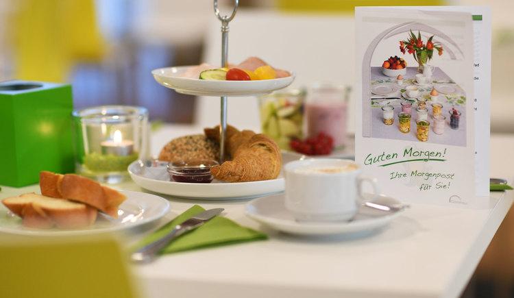 Frühstück im Kapellerhof in Stadl-Paura. (© Kapellerhof in Stadl-Paura)