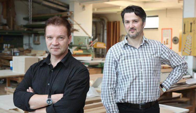 Karl Hinterholzer & Hans Wilflingseder (© Vianovis)