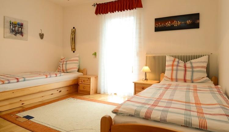 Schlafzimmer 1 (© Bartl Inge)