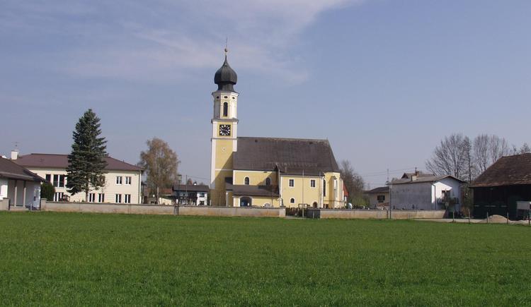 Schalchen_Pfarrkirche_Heiliger_Jakob (© TTG Tourismus Technologie)