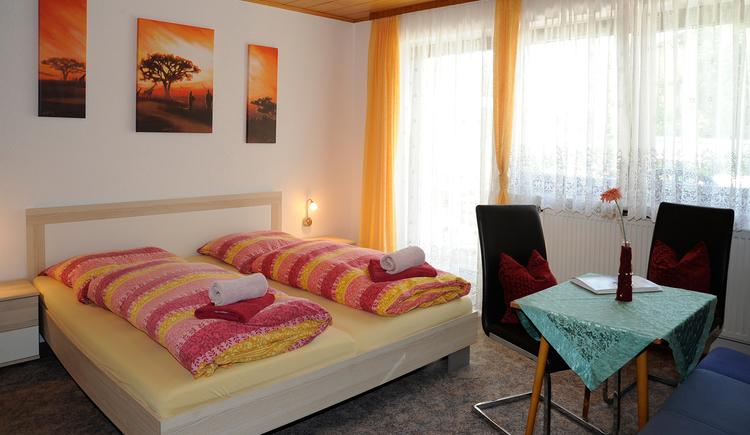 Haus Stuttgart in Obernberg am Inn - Doppelzimmer