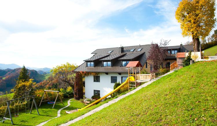 Ferienhof Schneiderweg - Ansicht von Osten