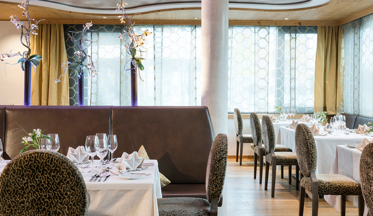 Frühstück, Business Lunch oder Abendessen nach Vitalis Med Cuisine in der VILLA VITALIS. (© Günther Standl)
