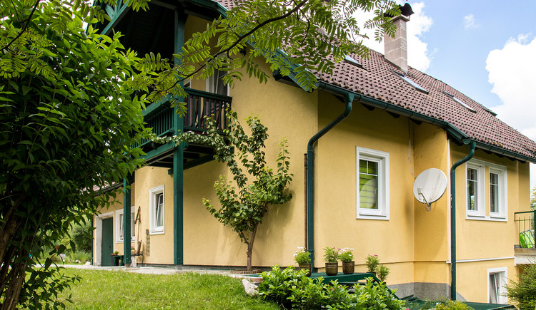In holiday home Oppitz you have 4 fully equipped apartments available