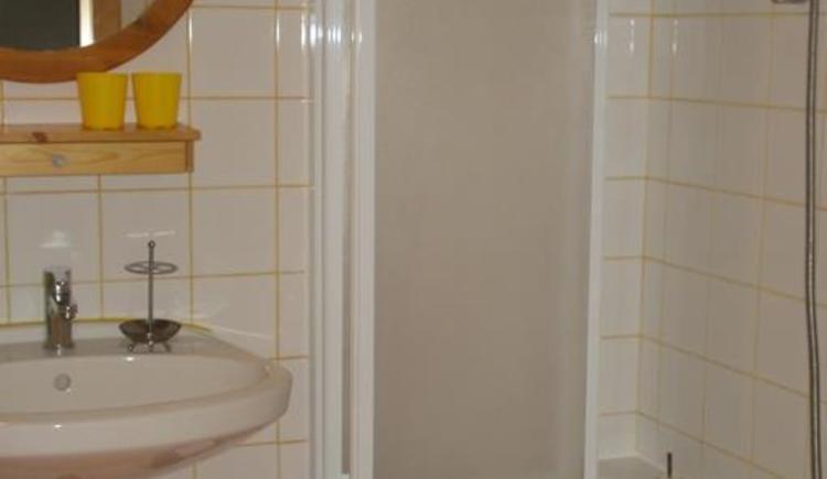 Dusche 1. Stock