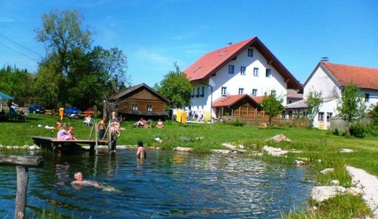 Badetag am Rothstadlerhof