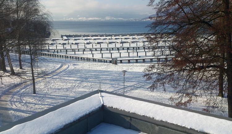 Marina im Winter (© A. Staudinger)