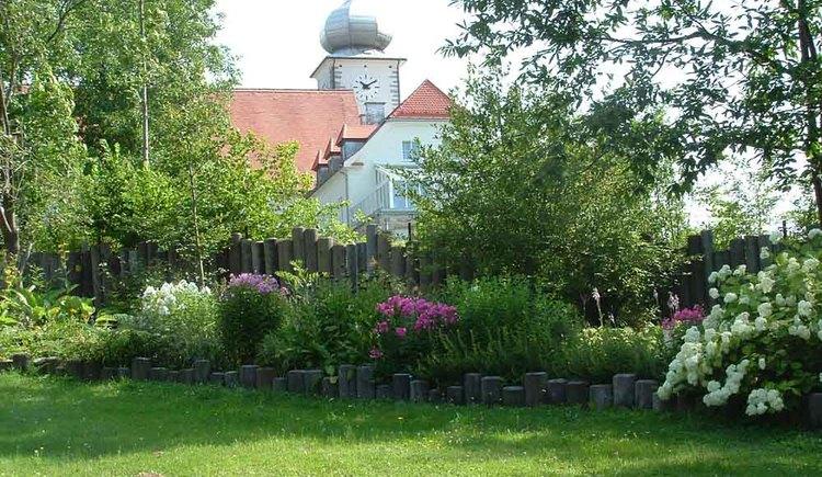 Pfarrkirche Klaffer (© Ferienregion Böhmerwald)