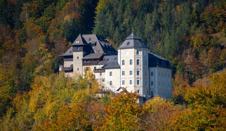 Schloss Klaus (© TVB Pyhrn-Priel/Kerbl)
