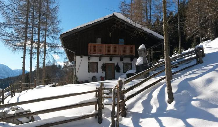 Kreitalm im Winter (© Kreitalm)