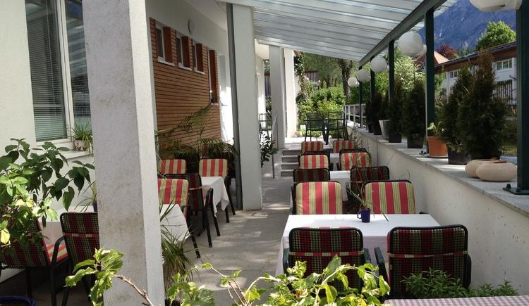 Terrasse (© Eberl)