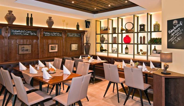 Restaurant (© Hubertushof)