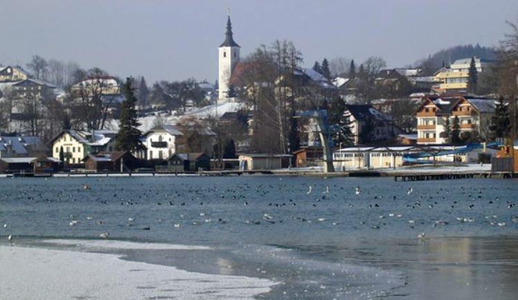 Seewalchen am Eis (© Bgm. Mag. Johann Reiter)