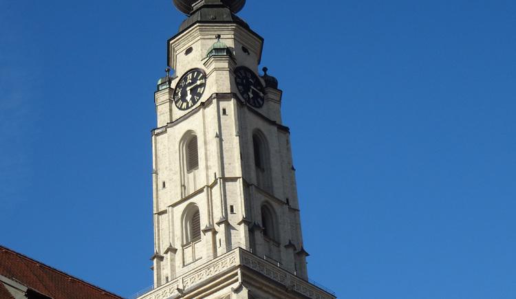 Kirchturm Braunau am Inn (© Michael Plasounig)