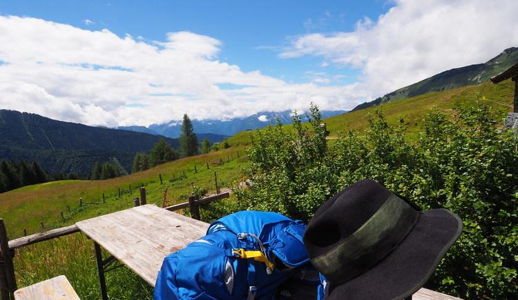 Wanderung zur Bergalm (© Fuschlseeregion/Veronika Trinkl)
