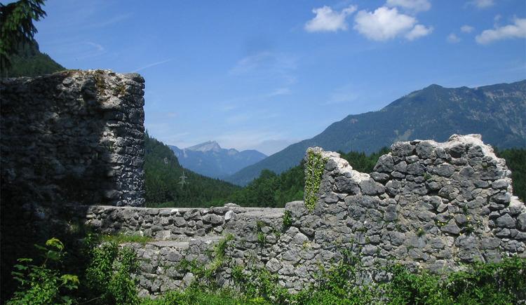 Blick zum Schafberg. (© Tourismusverband Bad Ischl)