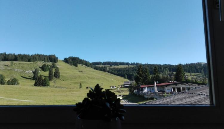 Panorama mit Blick zum Linebachhof