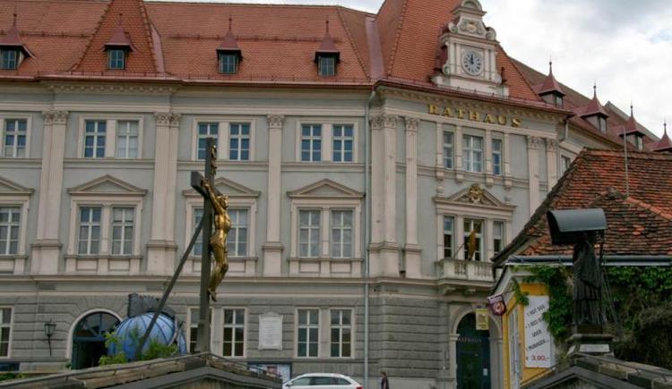Wolfsberg, Rathaus (© Verein BENEDIKT BE-WEG-T)