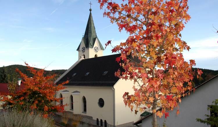 weitersfeldenKirche01 (© Marktgemeinde Weitersfelden)