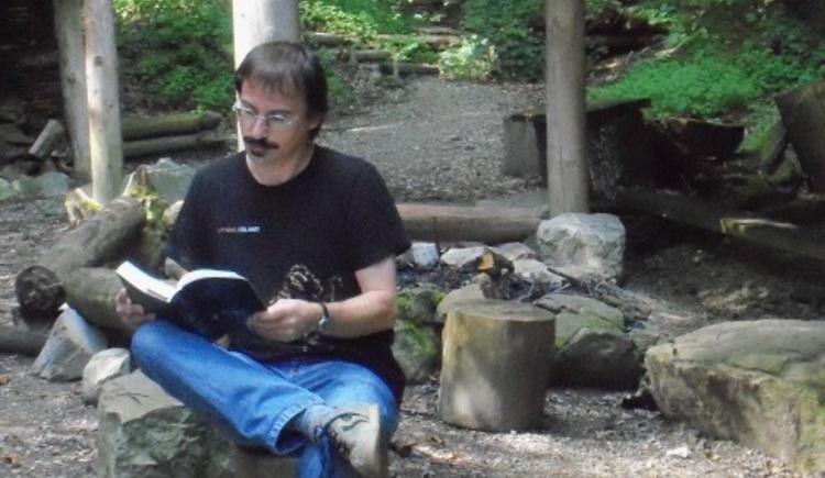 Lesewanderung, Autor Christian Hinterauer, Keltenbaumweg, St. Georgen im Attergau