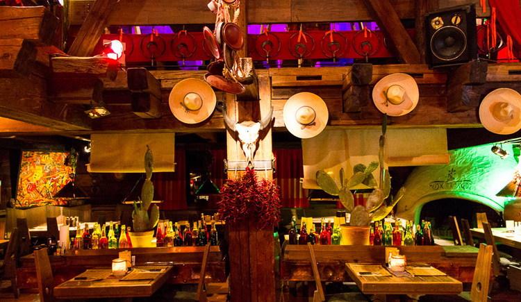 Stadl Tex Mex Cantina Bar