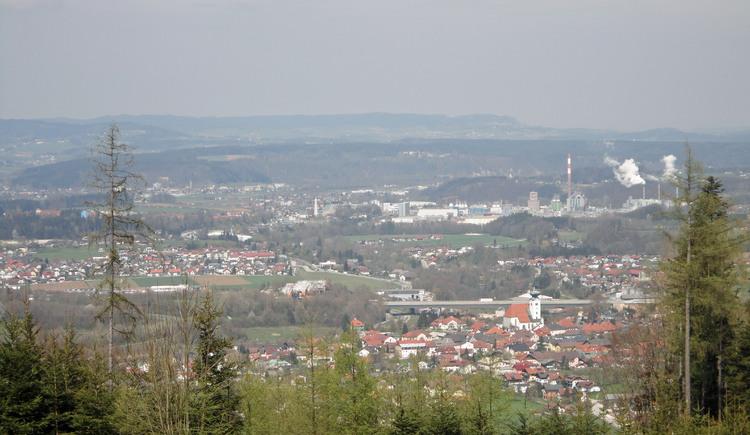 Blick vom Häfelberg (© Ferienregion Attersee-Salzkammergut)