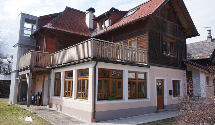 view of the house