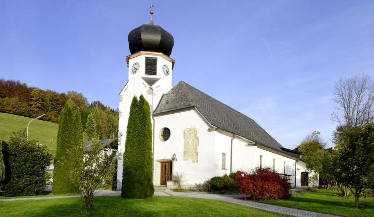Kirche zum Hl. Josef in Reindlmühl (© MTV Ferienregion Traunsee)
