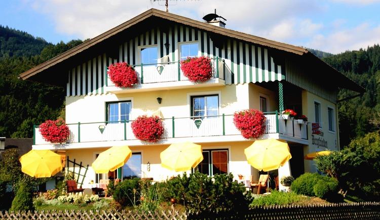Haus Bergfrieden in Abersee