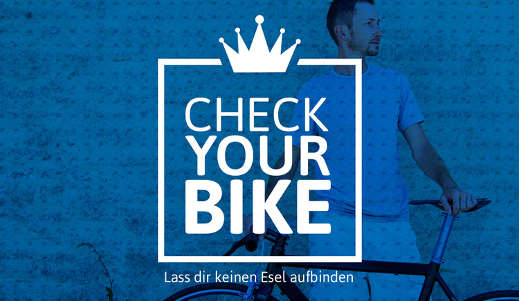 text. (© Check your bike)