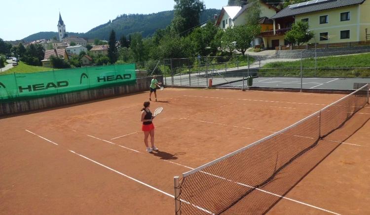 Tennisanlage Unterweißenbach