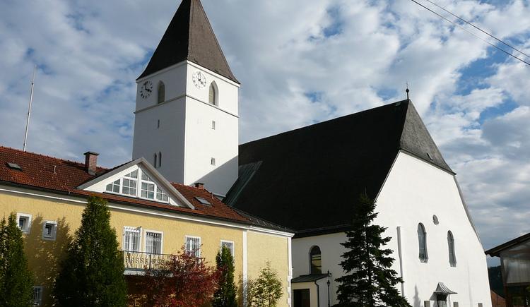 Pfarrkirche (© Marktgemeinde Raab)