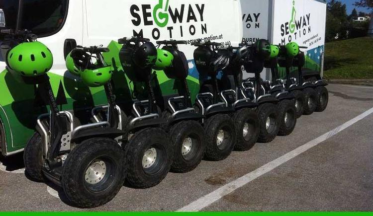 Segway Motion (© Segway Motion)