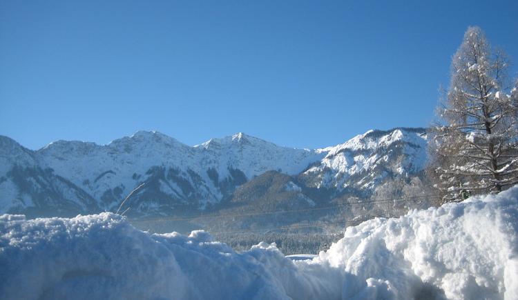 Winterzauber in Bad Goisern am Hallst\u00e4ttersee - Primusbergerhof