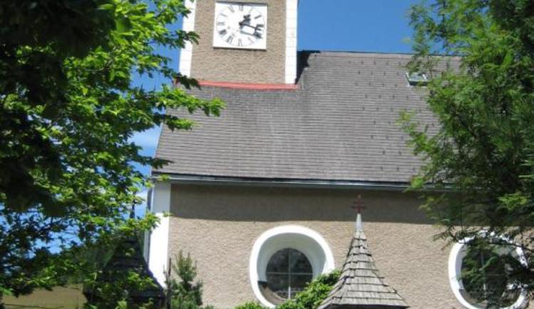 Hohentauern Pfarrkirche (© Verein BENEDIKT BE-WEG-T)