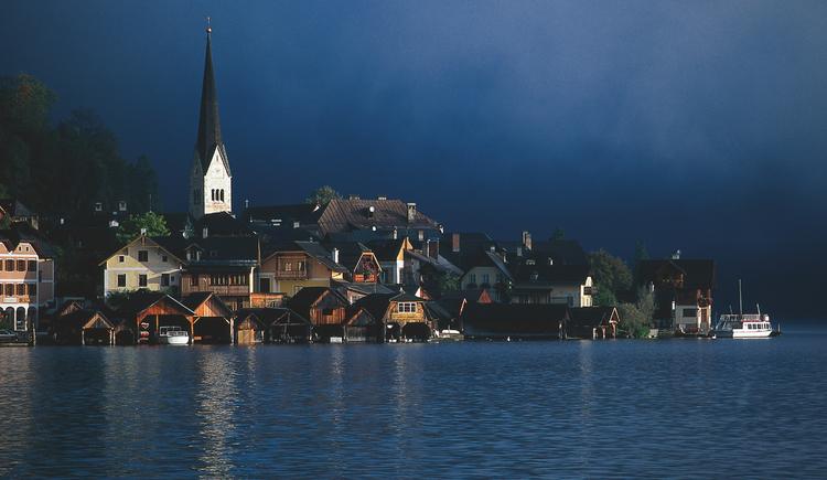 Hallstatt, Welterbe, Hallstättersee. (© Tourismusverband Inneres Salzkammergut)