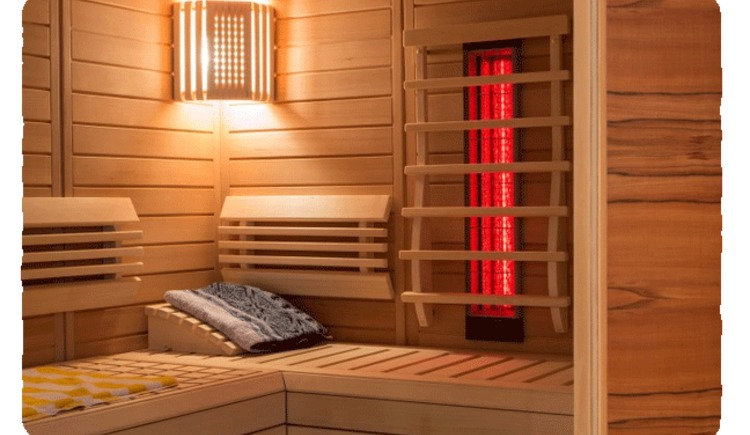 Sauna innen (© Roman Gutenthaler)