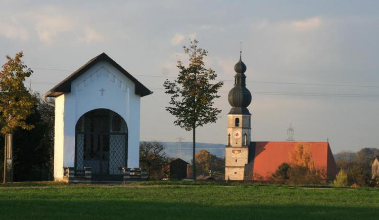 Pestkapelle in Weng (© Vianovis)