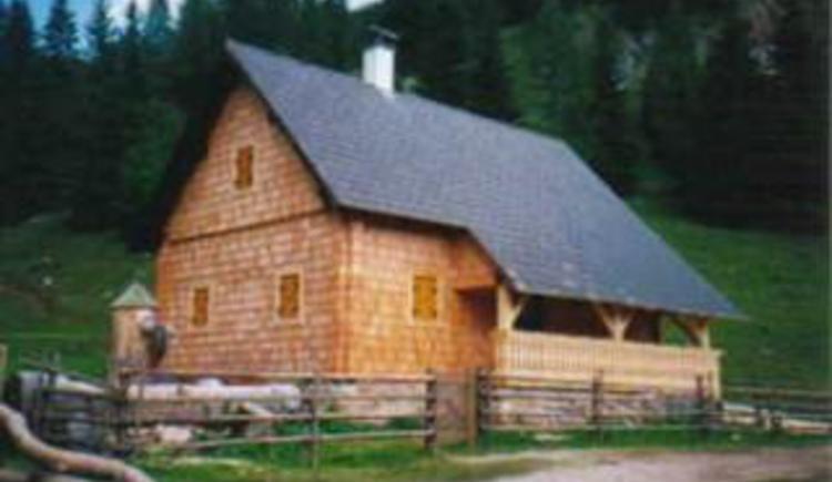 Öhlerhütte Wurzeralm (© Wasserbauer)