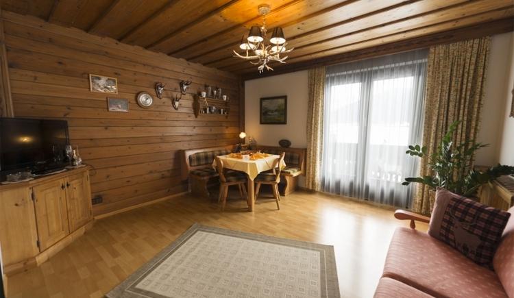 Rosswiese Zimitzblick Wohnzimmer