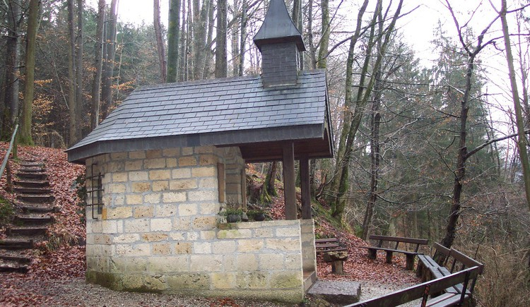 Heilbründl Kapelle. (© Tourismusverband St. Radegund)
