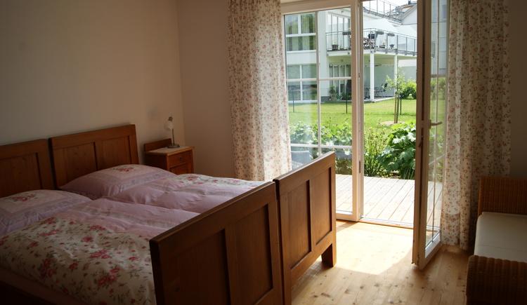 Schlafzimmer (© Margit Danter)